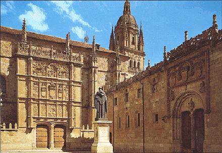 Salamancako unibertsitatea